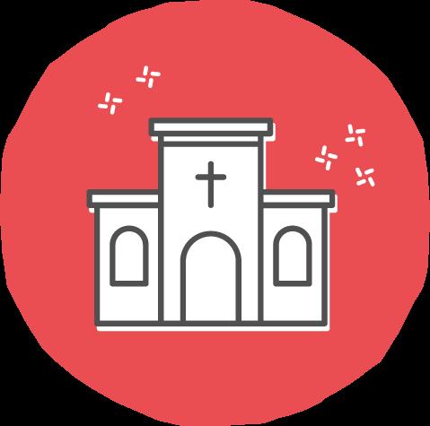 church-partnership-icon